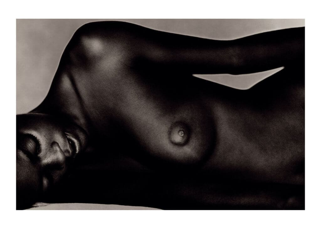 Peter Ginter Photography - FineArt-Print - Black Nude Cuba