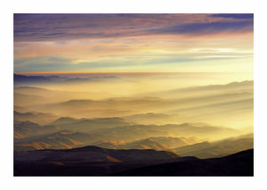 Peter Ginter Photography - FineArt-Print - La Silla - Chilian Andes