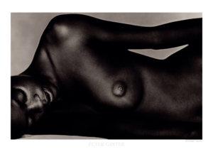 Black Nude / Cuba 1996 © Peter Ginter