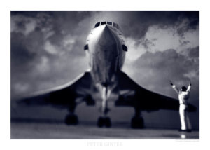 Concorde / Charles de Gaulle 1998 © Peter Ginter