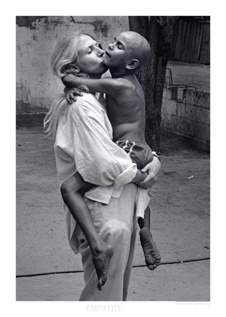 Peter Ginter Poster Empathy Nancy Wexler #27